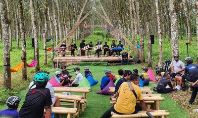"""Wisata Komunitas Gairahkan """"The Sun Rise of Java"""""""